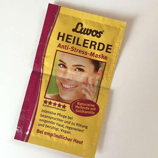 Anti-Stress-Maske Luvos Heilerde