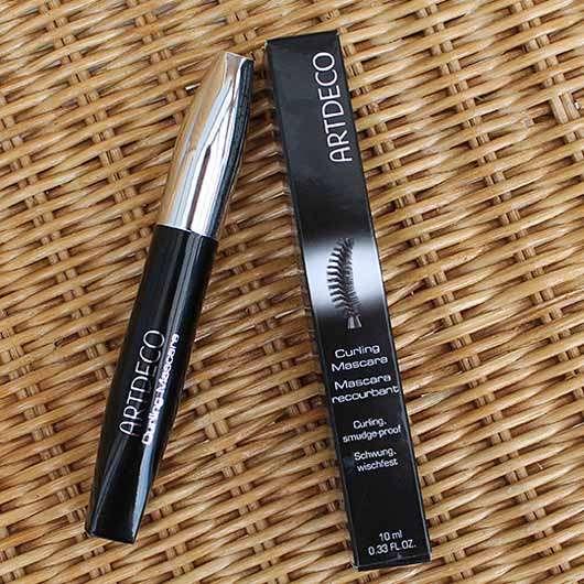 ARTDECO Curling Mascara, Farbe: 1 Black