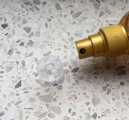 Balea Bodyspray Golden Shine (LE) - Flasche Sprühkopf
