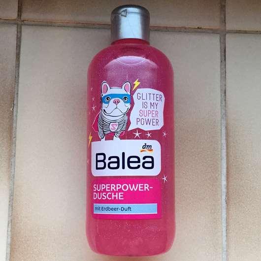 Balea Superpower-Dusche - Flasche