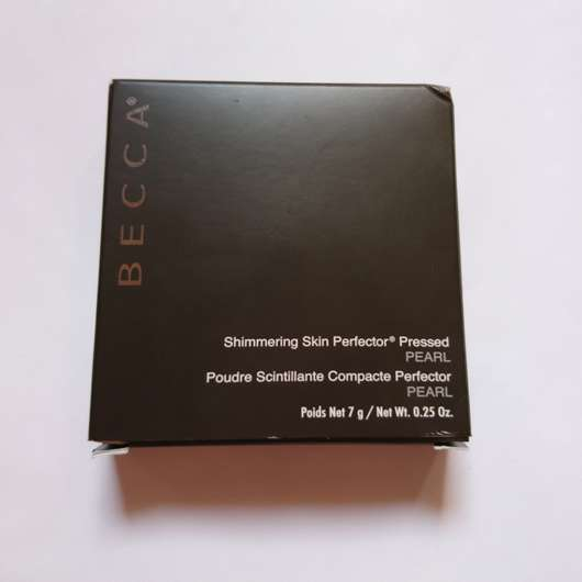BECCA Cosmetics Shimmering Skin Perfector Pressed, Farbe: Pearl