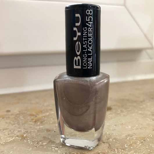 <strong>BeYu</strong> Long-Lasting Nail Lacquer - Farbe: 458 Passionate Tanning (LE)