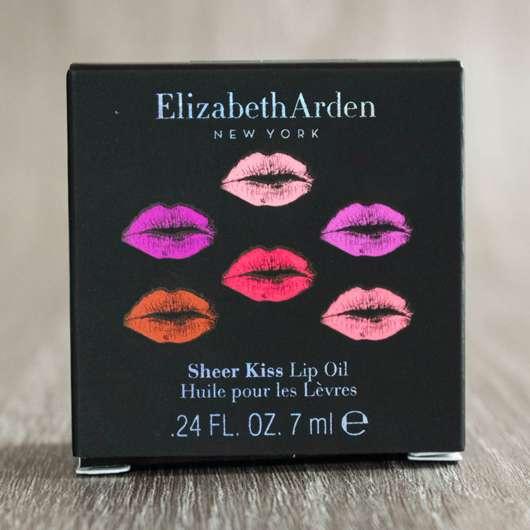 Elizabeth Arden Sheer Kiss Lip Oil, Farbe: 03 Coral Caress