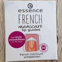 Produktbild zu essence french manicure tip guides