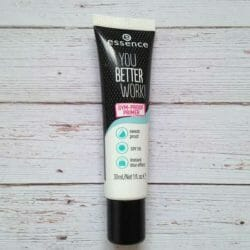 Produktbild zu essence you better work! gym-proof primer