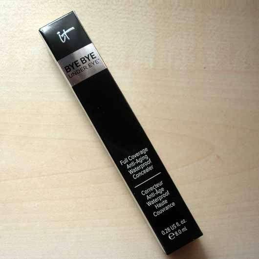 IT Cosmetics Bye Bye Under Eye Concealer, Farbe: Medium (Light-Medium) - Verpackung