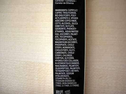 IT Cosmetics Bye Bye Under Eye Concealer, Farbe: Medium (Light-Medium) - Inhaltsstoffe