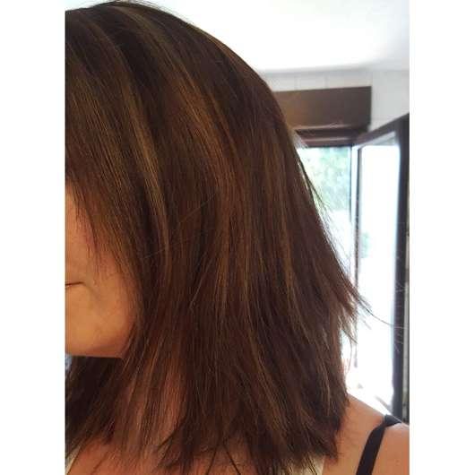 LANGHAARMÄDCHEN Haarpuder - Haare vorher
