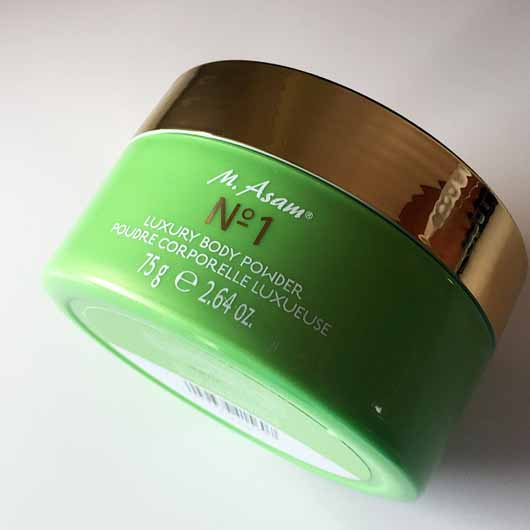 M. Asam VINO GOLD Luxury Body Powder