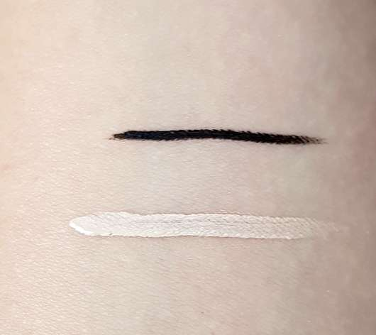 MAKE UP FACTORY Precise Shading Brush - Swatches