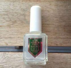 Produktbild zu MICRO CELL 2000 Nail Repair Green