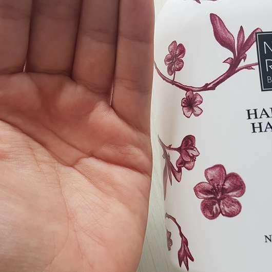 Konsistenz - Natural Basics Handseife White Tea & Verbena