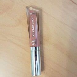Produktbild zu p2 cosmetics effect matte liquid lipstick – Farbe: 010 easy out