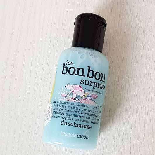 treaclemoon Ice Bon Bon surprise duschcreme (LE) - Flasche