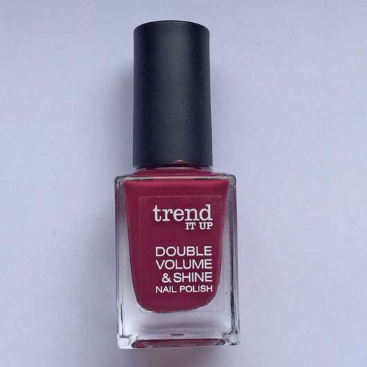<strong>trend IT UP</strong> Double Volume & Shine Nail Polish - Farbe: 260
