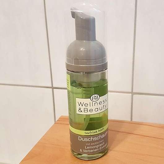 """Wellness & Beauty Duschschaum """"taufrisch belebt"""" - Flasche"""