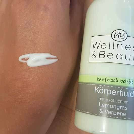 """Wellness & Beauty Körperfluid """"taufrisch belebt"""" - Konsistenz"""
