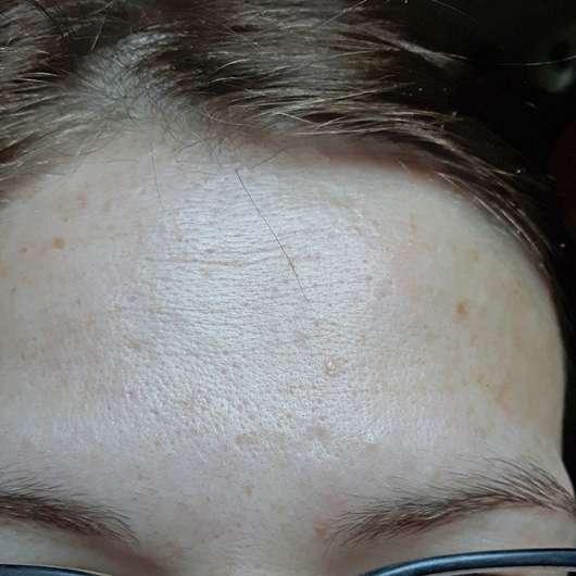 Haut nach 4-wöchigem Test - YOU & OIL Gesichtsöl (Mischhaut)