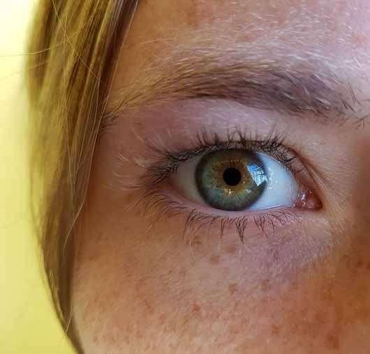 Bell HYPOAllergenic Long Wear Mascara, Farbe: Intense Black - Auge ohne Mascara