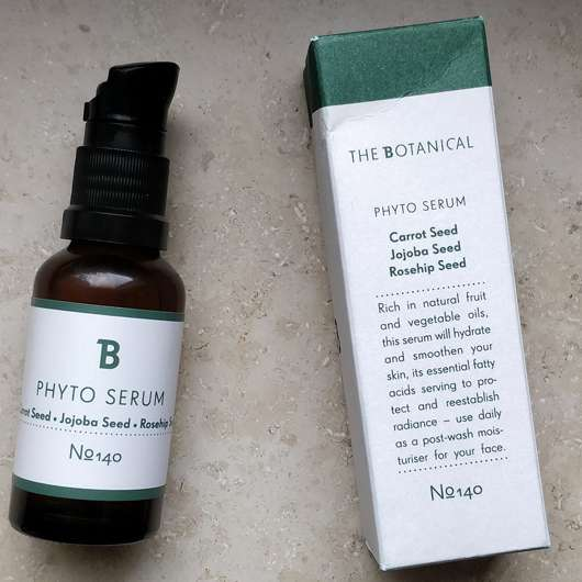 <strong>The Botanical</strong> Phyto Serum
