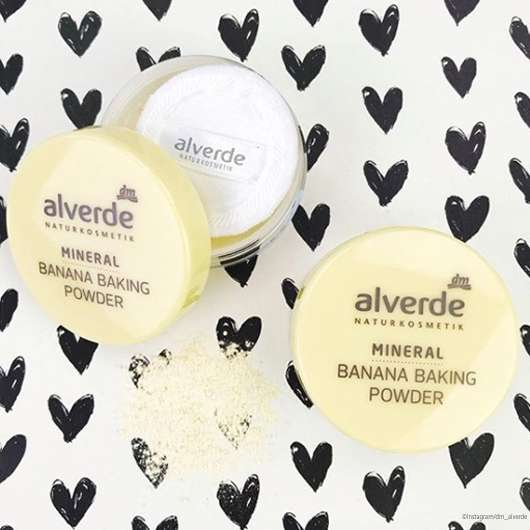 alverde Banana Baking Powder