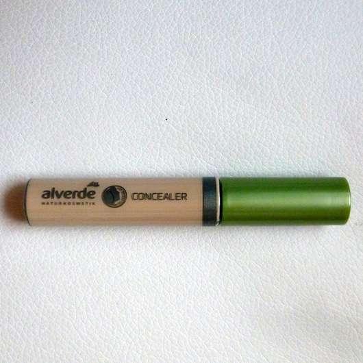 alverde Concealer, Farbe: 03 Cream - Flakon