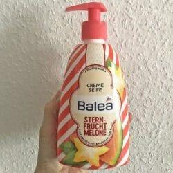 Produktbild zu Balea Cremeseife Sternfrucht Melone (LE)