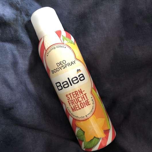 Balea Deo Bodyspray Sternfrucht & Melone (LE)