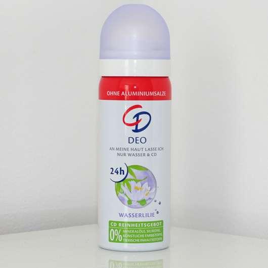 CD Deo Spray Wasserlilie (Reisegröße)