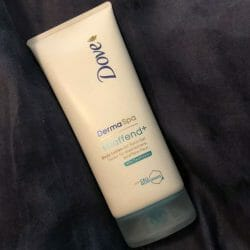 Produktbild zu Dove DermaSpa Straffend+ Body Lotion