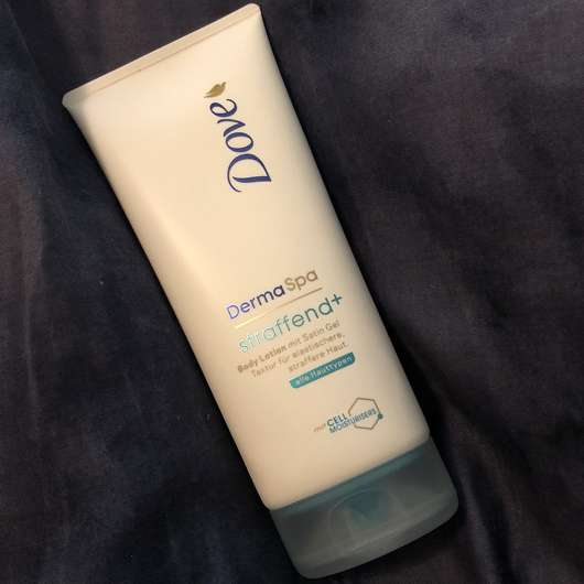 <strong>Dove DermaSpa</strong> Straffend+ Body Lotion