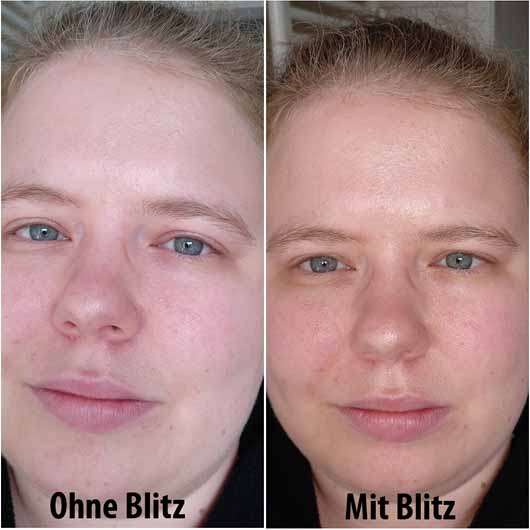 Dr. Hauschka Illuminating Fluid (LE) - Fluid im gesamten Gesicht
