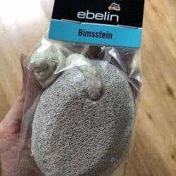 Produktbild zu ebelin Bimsstein