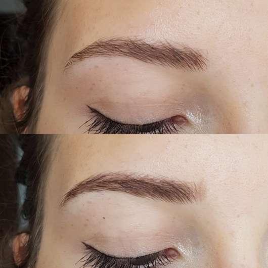 Augenbraue ohne/mit - BeYu Eyebrow Filling Pen, Farbe: 6 Medium Brown