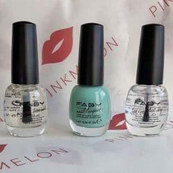 Produktbild zu FABY Nail Lacquer Mini – Farbe: La Vita È Bella