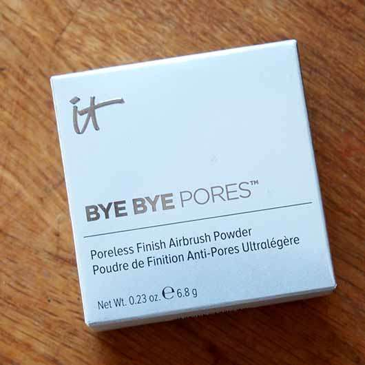 <strong>IT Cosmetics</strong> Bye Bye Pores Poreless Finish Airbrush Powder