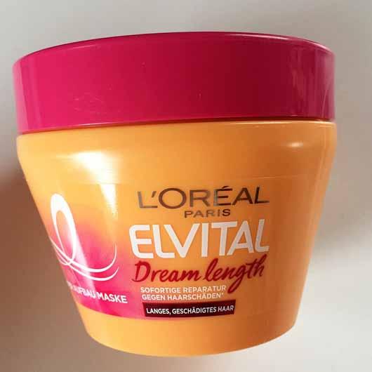 L'ORÉAL PARiS Elvital Dream Length Super Aufbau Maske - Tiegel