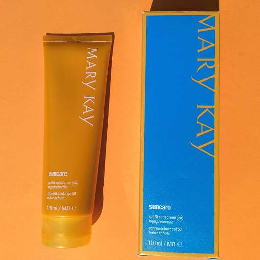 <strong>Mary Kay</strong> Sonnenpflege SPF 50 (LE)