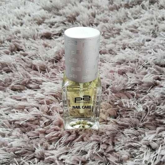 p2 cosmetics Nail Care Oil