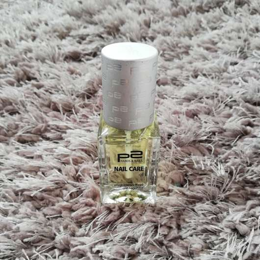 <strong>p2 cosmetics</strong> Nail Care Oil