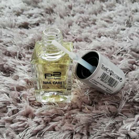 Pinsel - p2 cosmetics Nail Care Oil