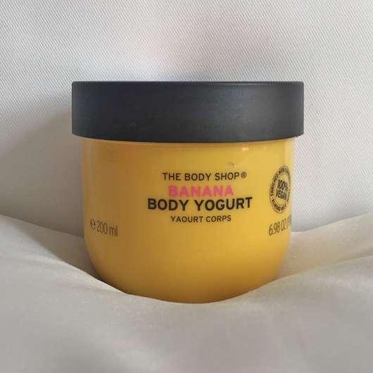 The Body Shop Banana Body Yogurt (LE)
