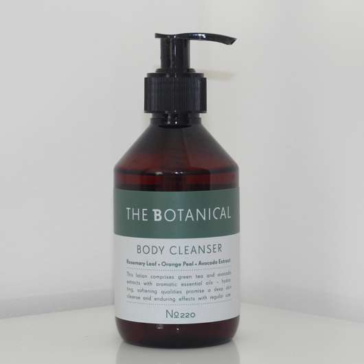 <strong>The Botanical</strong> Body Cleanser