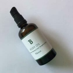 Produktbild zu The Botanical Body Oil