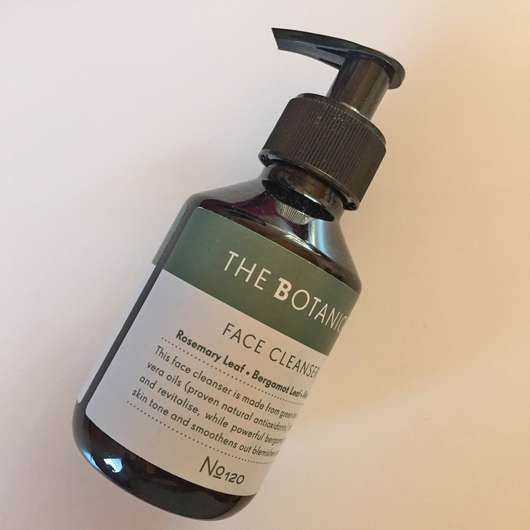 The Botanical Face Cleanser