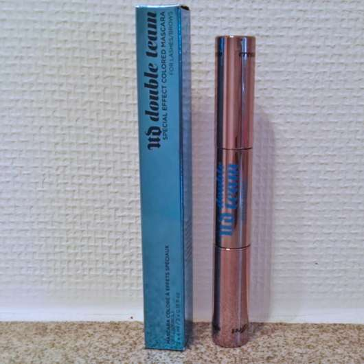 Urban Decay Double Team Special Effect Colored Mascara, Farbe: Gonzo