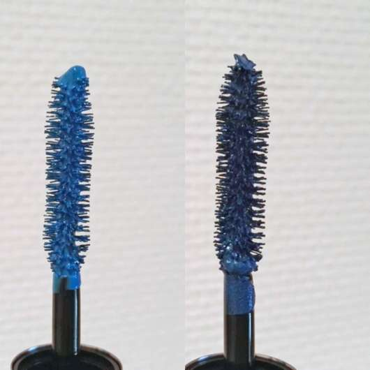Bürstchen der Urban Decay Double Team Special Effect Colored Mascara, Farbe: Gonzo
