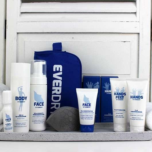 Hautpflege Sets von EVERDRY zu gewinnen