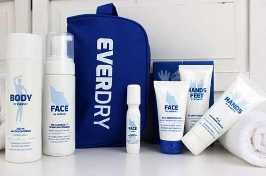 Hautpflege Set von EVERDRY zu gewinnen