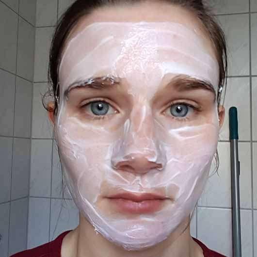 alverde Beauty & Fruity 2in1-Maske - Intensivmaske